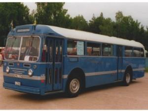 Linjebuss 439 – 1952