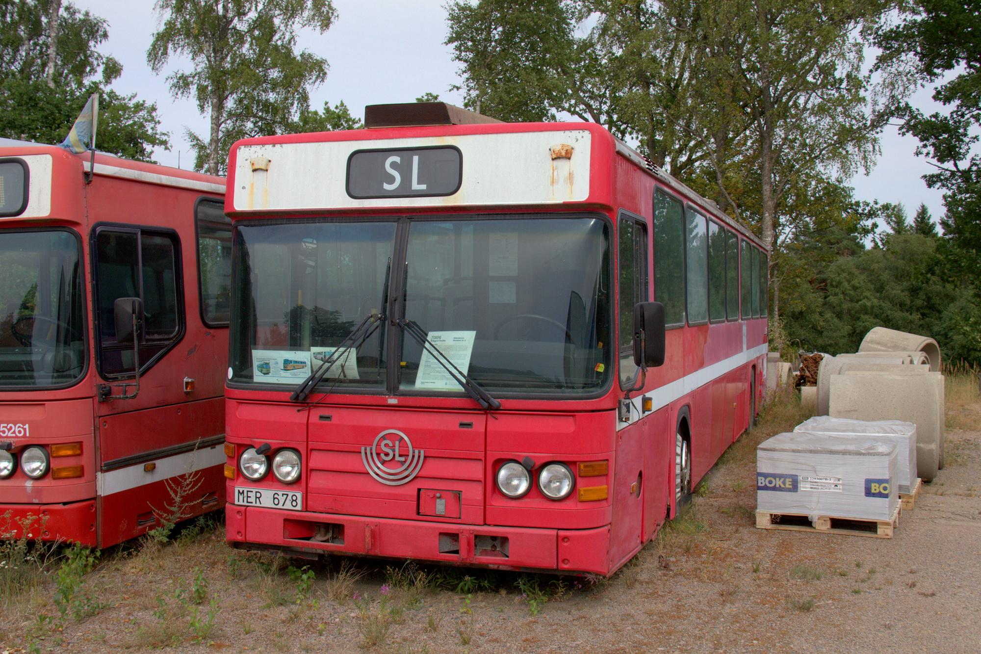 SL H12 5508 / Swebus 1356 – 1987